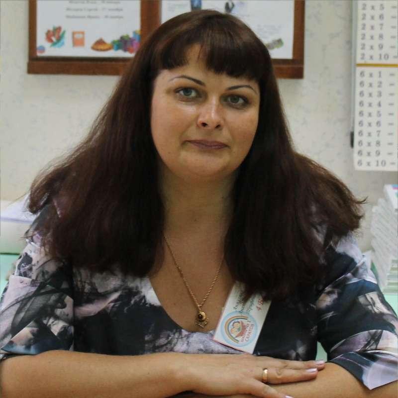 Анжелика Анатольевна Трифонова