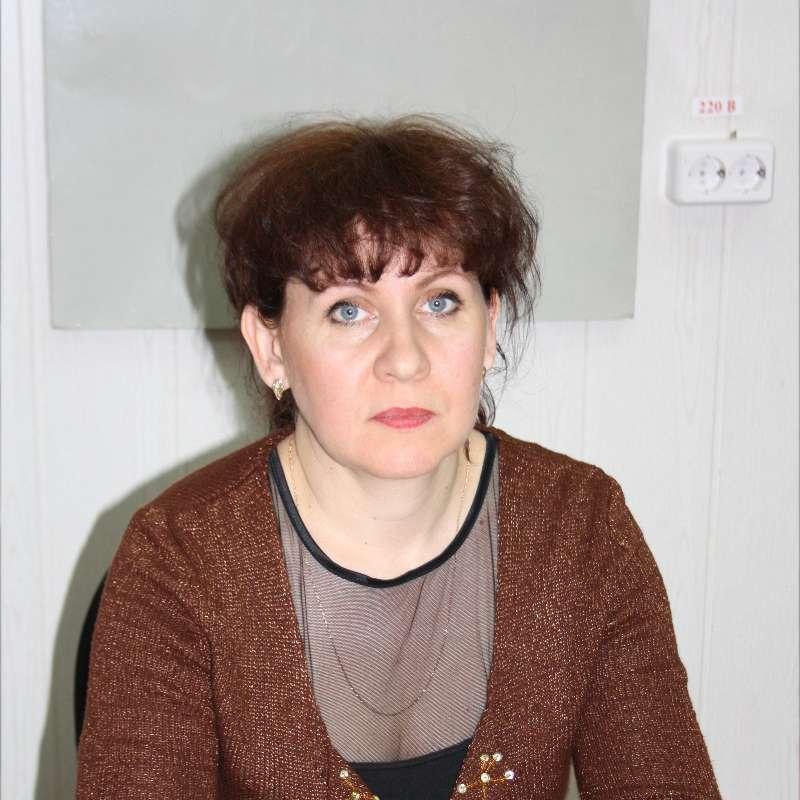 Инна Григорьевна Серова