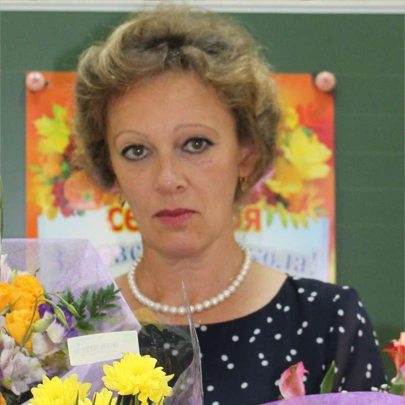 Валентина Ивановна Билюкова