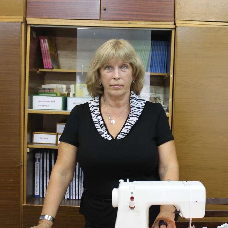 Елена Борисовна Бабиченко