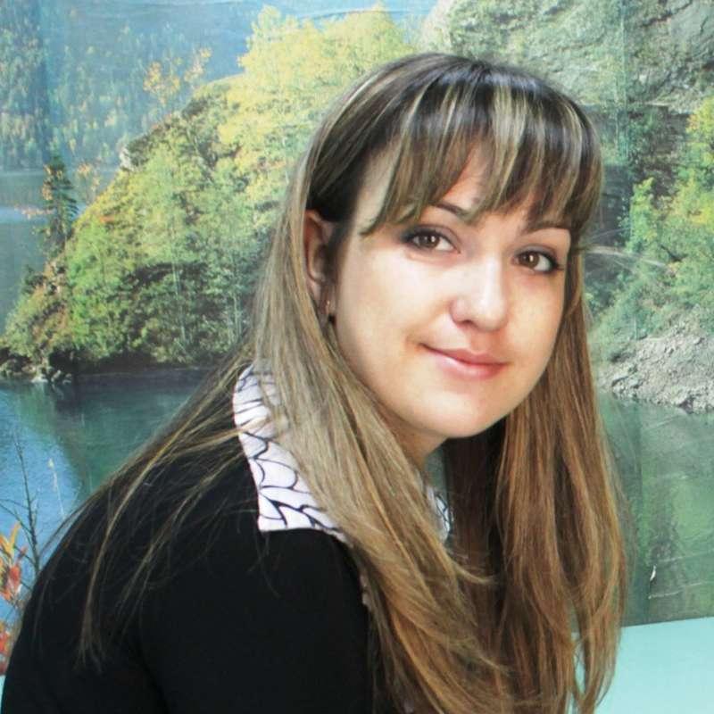 Анна Андреевна Щербаха