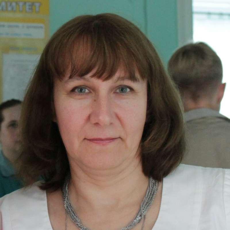 Елена Константиновна Паксянова