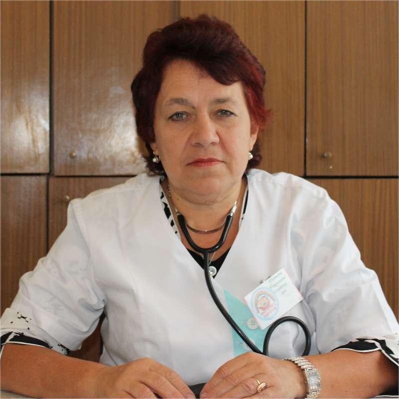 Татьяна Николаевна Осипенко
