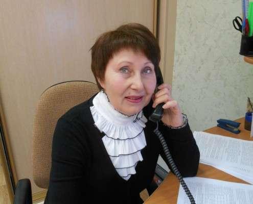Римма Рафиковна Вороненко