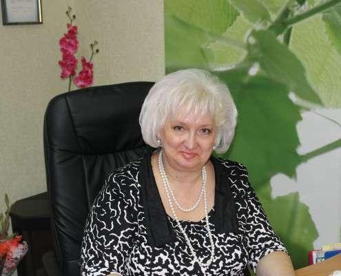 Елена Брониславовна Мельник